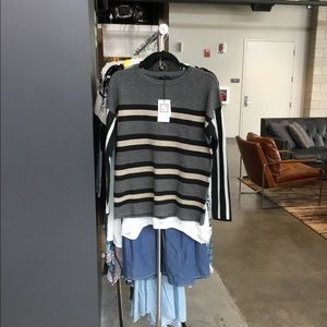 Striped THML sweater
